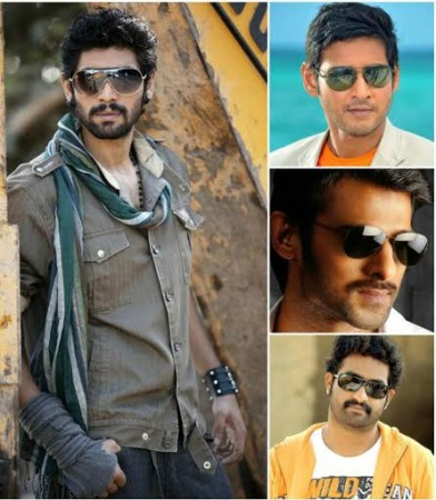 Rana Daggubati, Mahesh Babu, Prabhas and Junior NTR