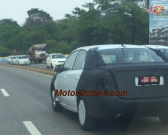 Volkswagen Polo-Based Compact Sedan Begins Testing in India, Spied [PHOTOS]