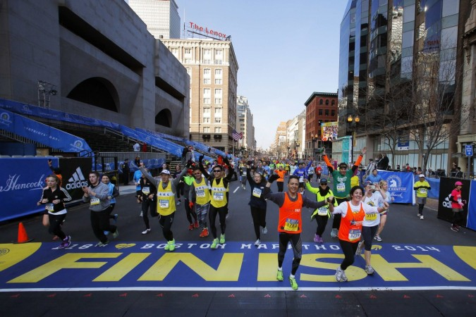 The 119th using of a Boston Marathon will be hold 20 April.
