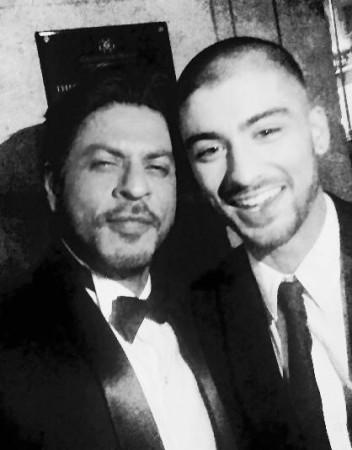 Shah Rukh Khan, Zayn Malik