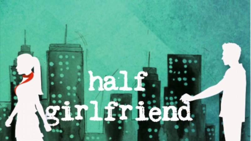 Half girlfriend Chetan Bhagat