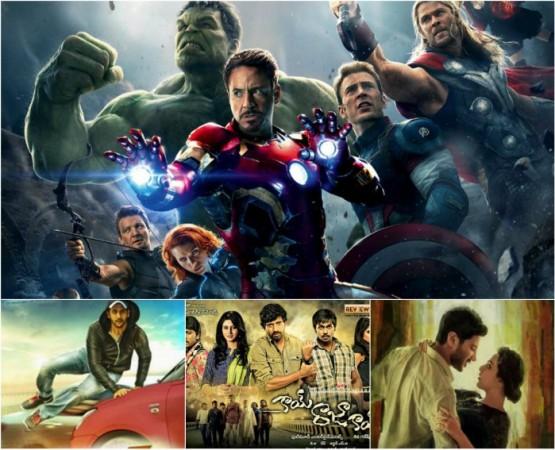 Avengers: Age Of Ultron, Dochay, Kai Raja Kai, Ok Bangaram