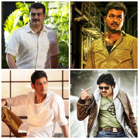 Ajith leading the race to beat Vijay, Pawan Kalyan, Mahesh Babu