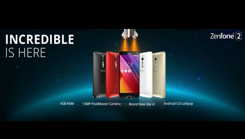 Asus Zenfone 2 India Price Revealed; Four Variants Set to Hit Stores Soon