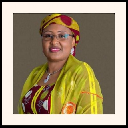 Aisha Buhari, the new First Lady of Nigeria