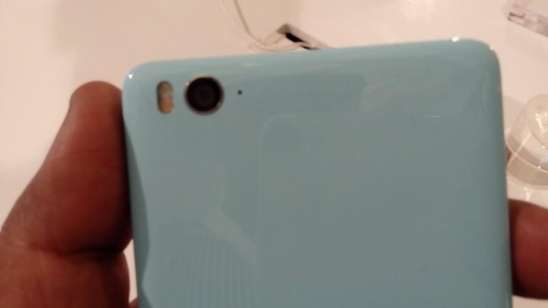 Xiaomi MI 4i rear camera
