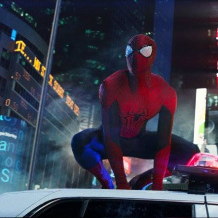 Who will play Spider-Man in 'Captain American: Civil War'