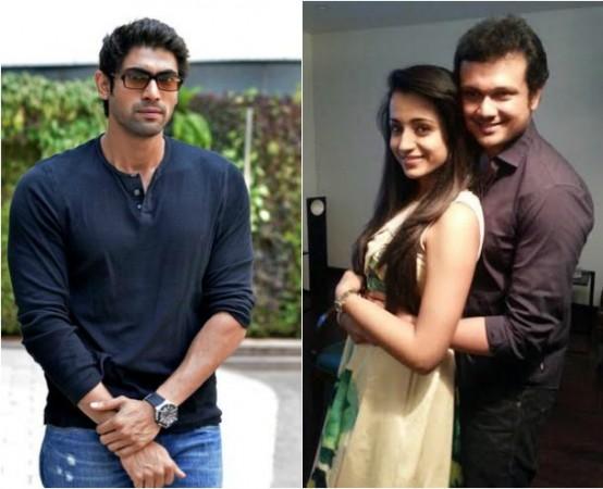 Rana, Trisha and Varun
