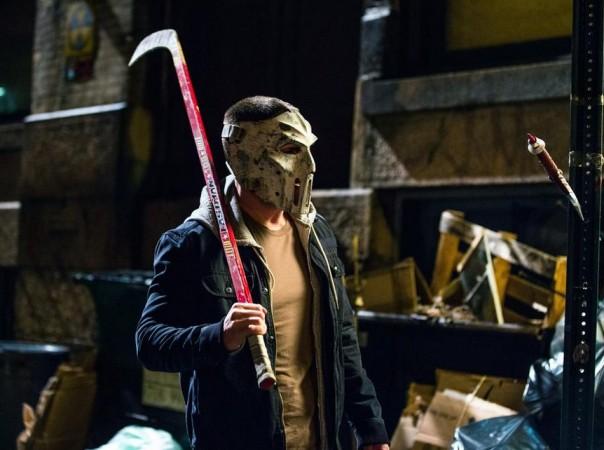 Stephen Amell as Casey Jones