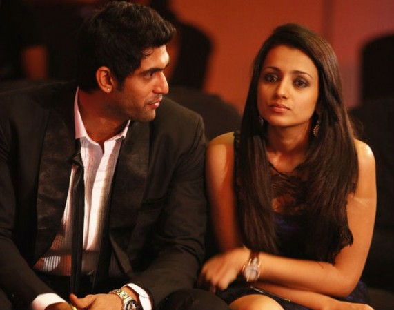 Trishas dating and marriage rumors