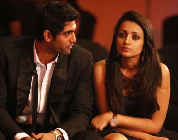 Trisha Calls Rana Daggubati 'Psycho' on Her Birthday