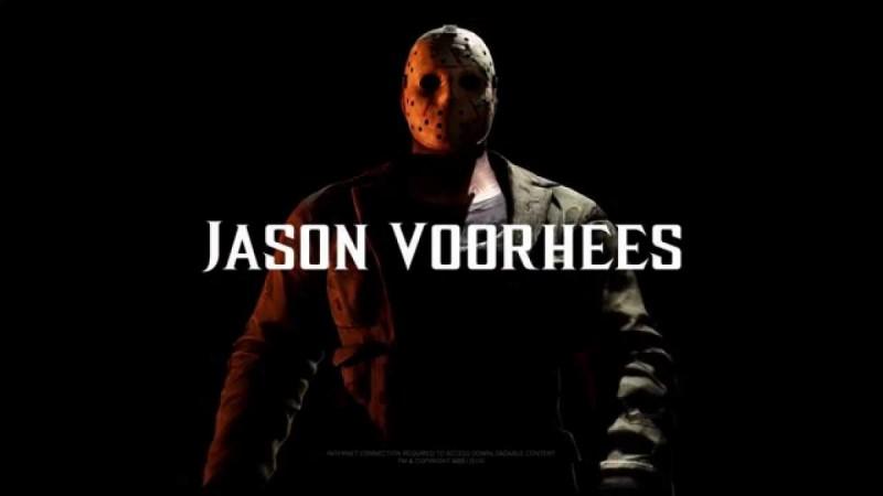 Jason Vorhees is ready for Mortal Kombat X