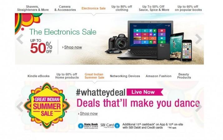 Amazon Great Indian Summer Sale: Best Deals on Smartphones