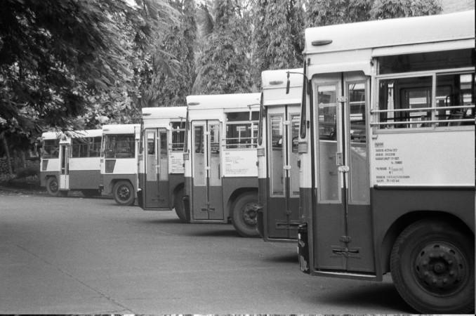 andhra pradesh bus strike