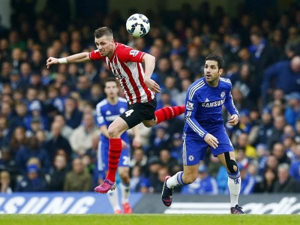 Morgan Schneiderlin Southampton Cesc Fabregas Chelsea