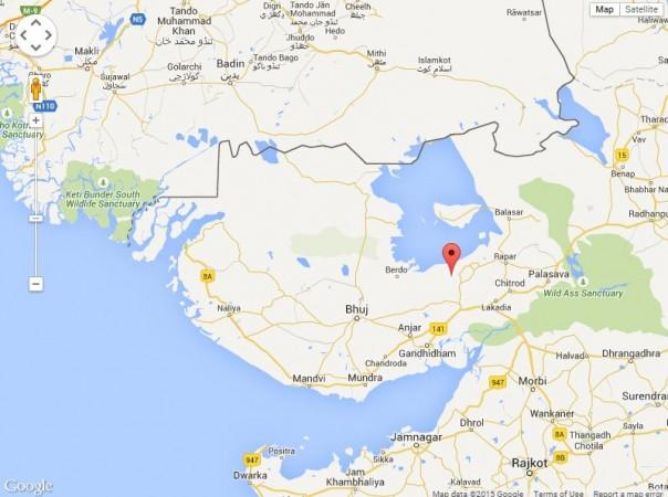 Tremors in Kutch