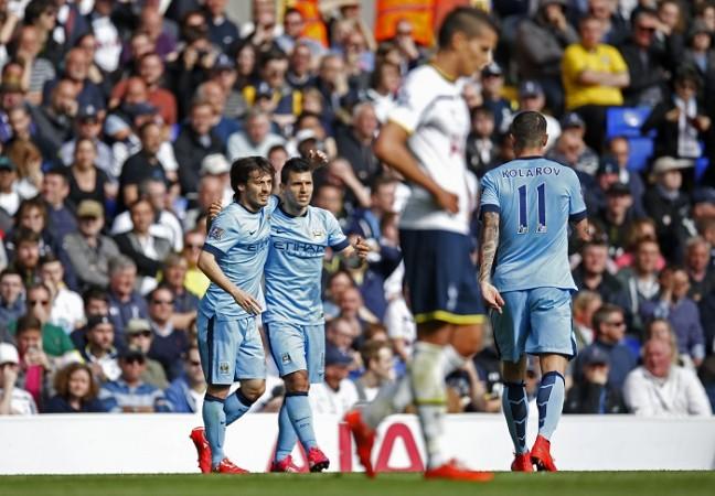 Manchester City vs Queens Park Rangers
