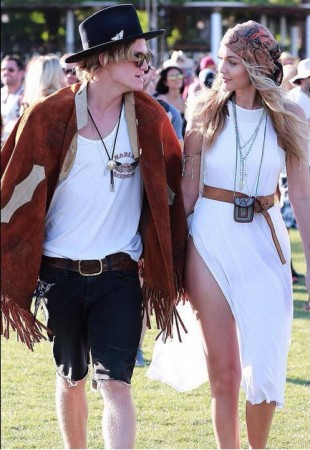 Gigi Hadid and Cody Simpsons