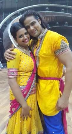 'Nach Baliye 7': Arpit Ranka and Wife Nidhi Gets Eliminated
