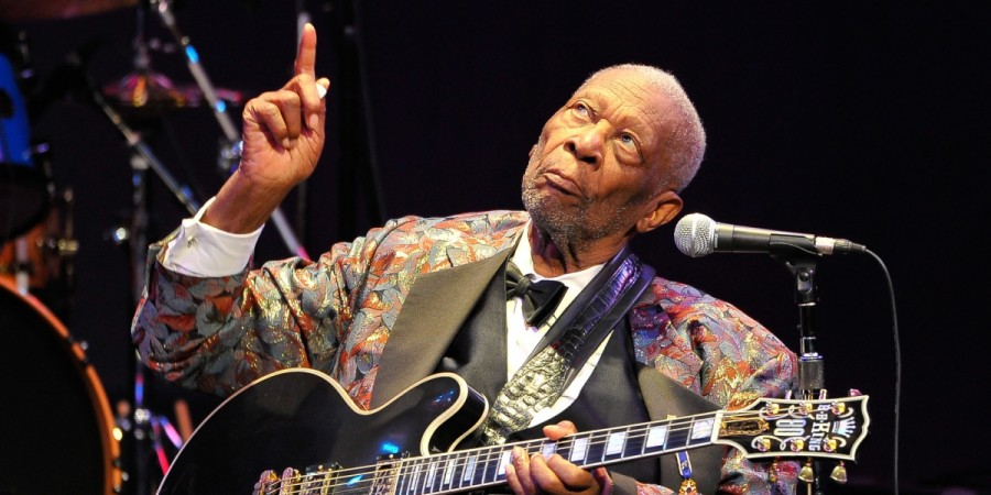 BB King dead at 89