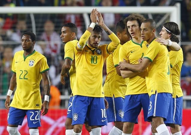 Brazil National Fpptball Team
