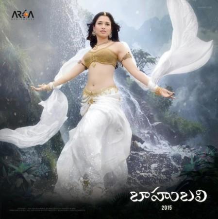 Tamannaah Bhatia as Avantika in Baahubali
