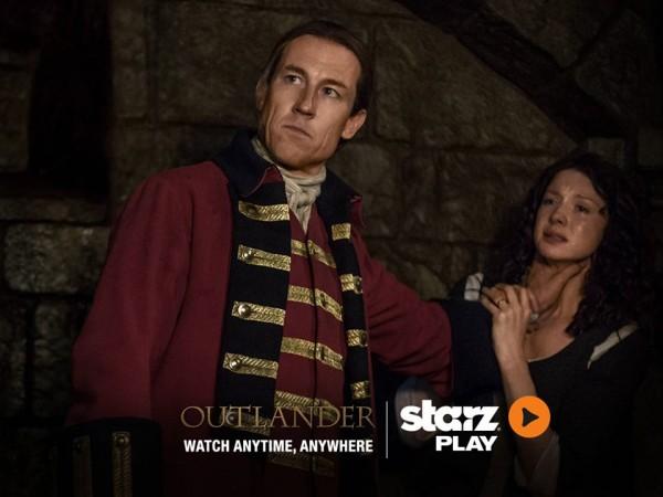 Outlander' Season 1 Finale: Sam Heughan and EP Talk Jamie