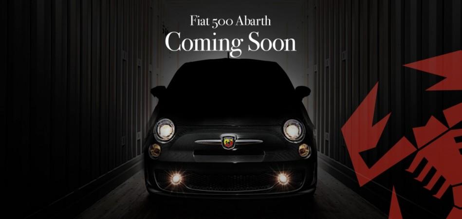 Fiat Teases Abarth 595 Competizione