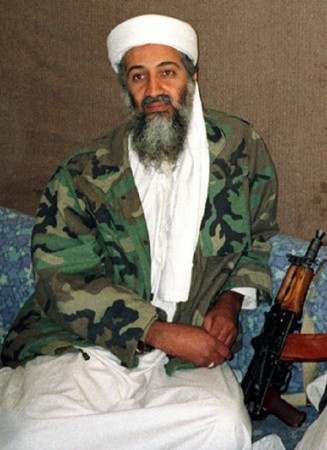 Osama Bin Laden worried about climate change