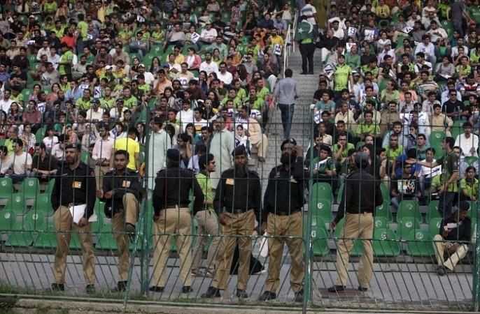 Pakistan Zimbabwe Security