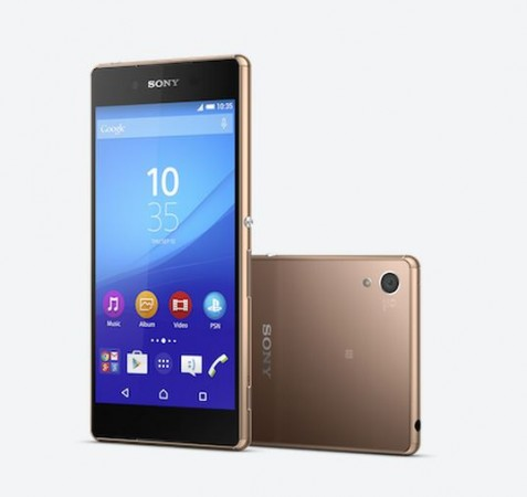 Sony Unveils Xperia Z3  (aka Z4) with Snapdragon 810 SoC