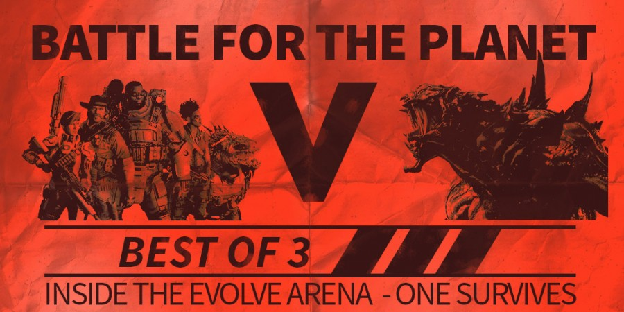 Evolve's new Arena Mode