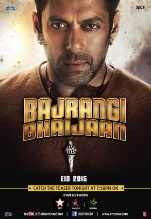 'Bajrangi Bhaijaan' Poster