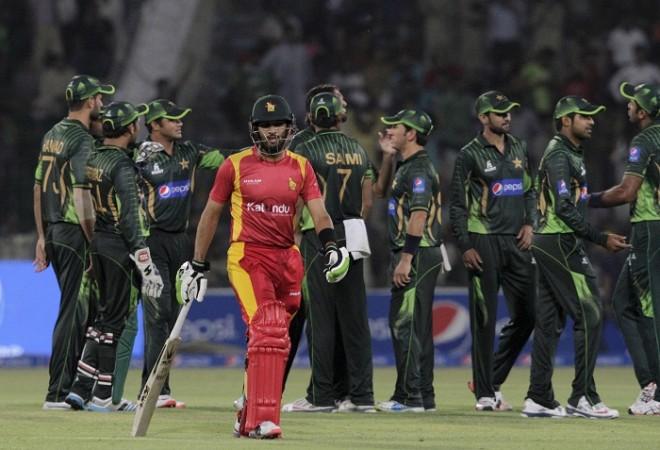 Sikandar Raza Zimbabwe Pakistan