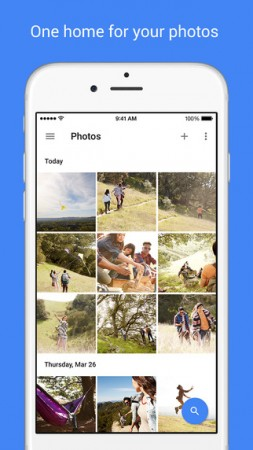 Google I/O 2015: Revamped Photos App Is A Bundle Of Great Features With Unlimited Storage For Free