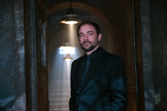 Mark Sheppard as Crowley