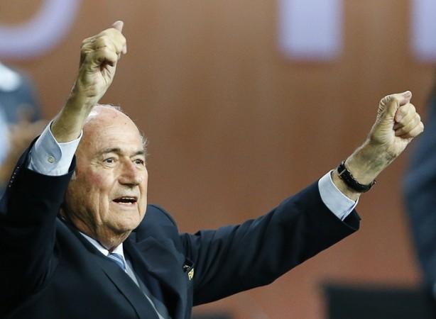 Sepp Blatter FIFA Presidential Elections