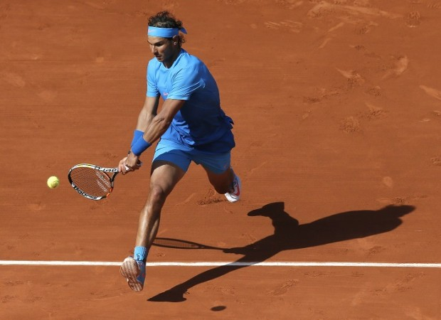 Rafael Nadal French Open 2015 3rd Round