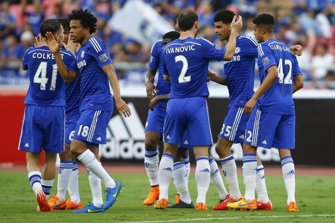 Chelsea Thailand All-Stars Loic Remy