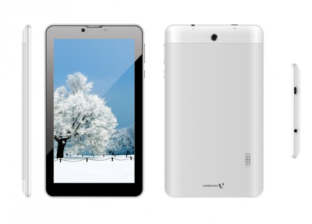Videocon launches VA81M Budget Android Tablet for ₹4,900