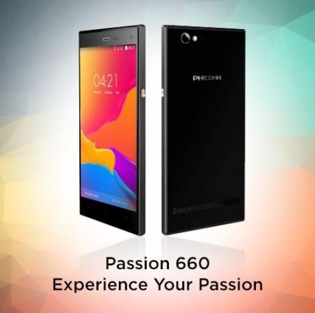 Phicomm Passion 660 Vs Asus Zenfone 2 (ZE551ML) Vs Lenovo S60: Best Under ₹13,000 Smartphone