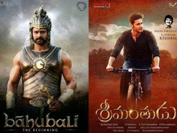 Srimanthudu and Baahubali