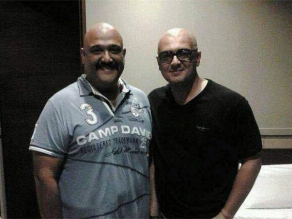 Ajith with Siruthai Siva