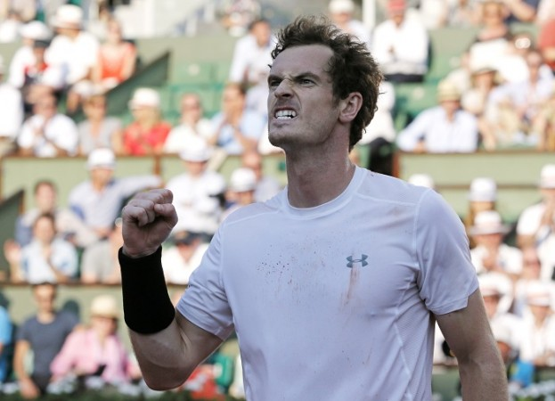Andy Murray French Open 2015 Semifinal