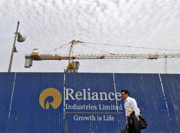 Reliance Industris Ltd
