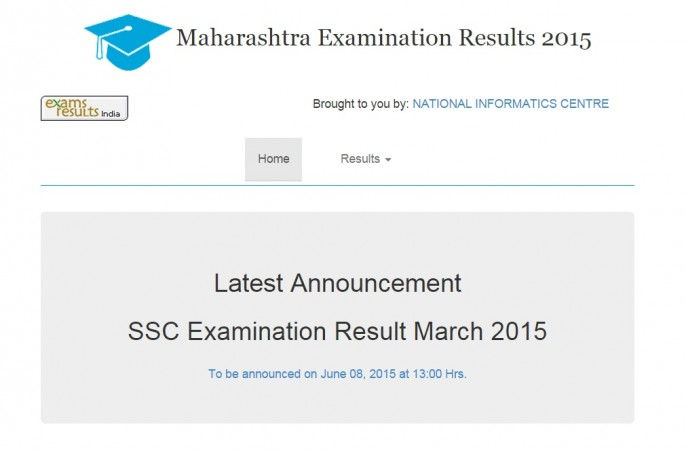Maharashtra SSC results on 8 June