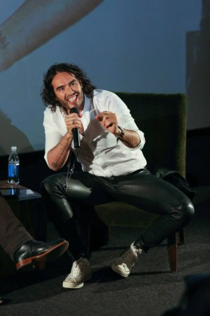 Russel Brand to tour in India