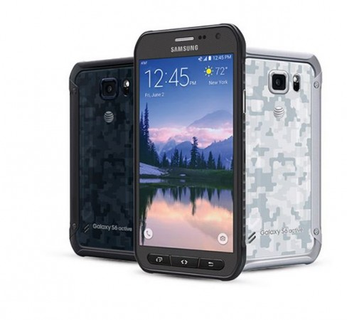 AT&T Unveils Rugged Water-and-Shock Resistant Samsung Galaxy S6 Active in America; Price, Specifications