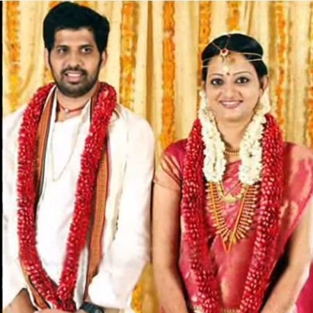 Priyanka Nair Files Divorce