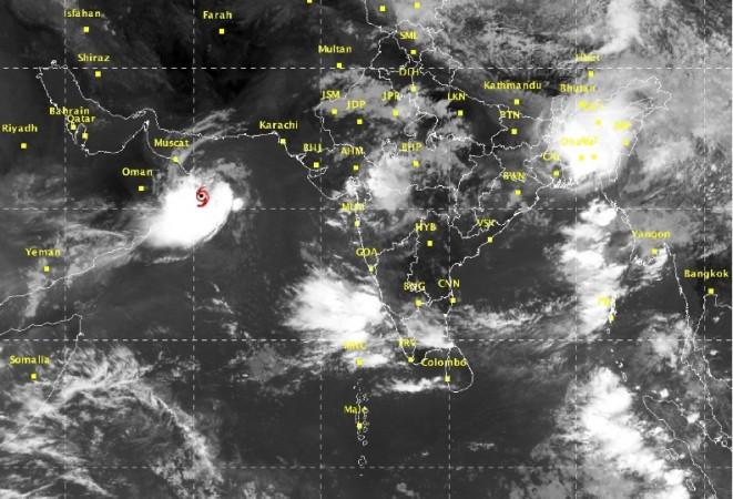 Cyclone Ashobaa